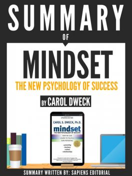"Summary of ""Mindset: The Psychology Of Success – By Carol Dweck"", DELTA"