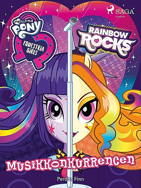 My Little Pony – Equestria Girls – Musikkonkurrencen, Perdita Finn