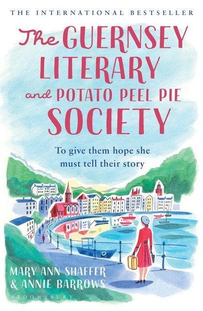 The Guernsey Literary and Potato Peel Pie Society, Annie Barrows, Mary Ann Shaffer
