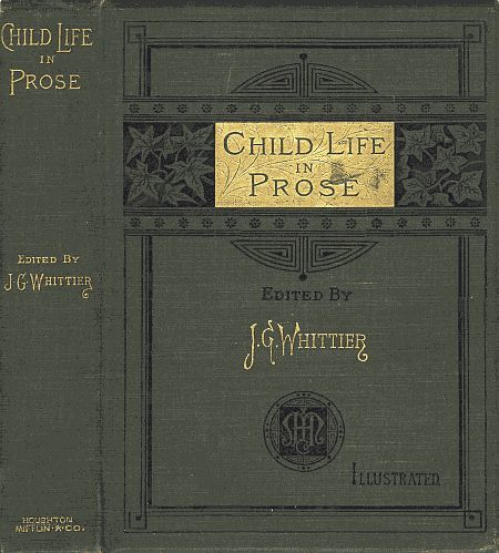 Child Life in Prose, Various