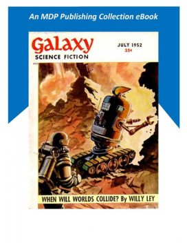 Galaxy Science Fiction July 1952,