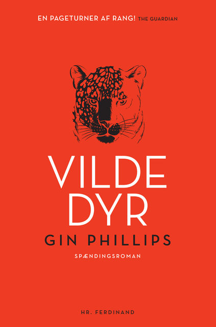 Vilde dyr, Gin Phillips