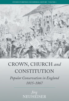 Crown, Church and Constitution, #8232, Jörg Neuheiser