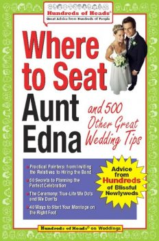 Where to Seat Aunt Edna, Besha Rodell