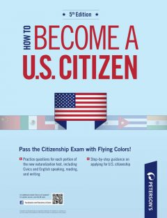 How to Become a U.S. Citizen, Peterson's