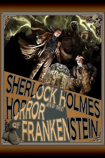 Sherlock Holmes and The Horror of Frankenstein, Luke Kuhns
