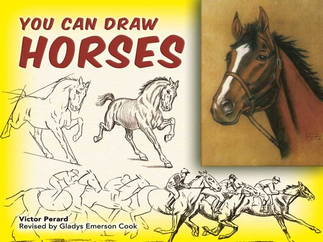 You Can Draw Horses, Victor Perard