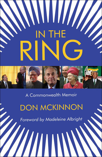 In the Ring, Don McKinnon, Donald McKinnon