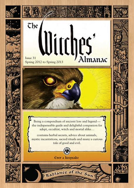 The Witches' Almanac, Issue 31, Andrew Theitic