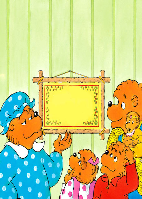 Los Osos Berenstain, Dios te ama / God Loves You, Jan Berenstain w, Mike Berenstain, Stan Berenstain