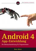 Android App-Entwicklung, Reto Meier