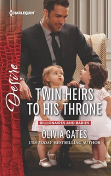 Twin Heirs to His Throne, Olivia Gates