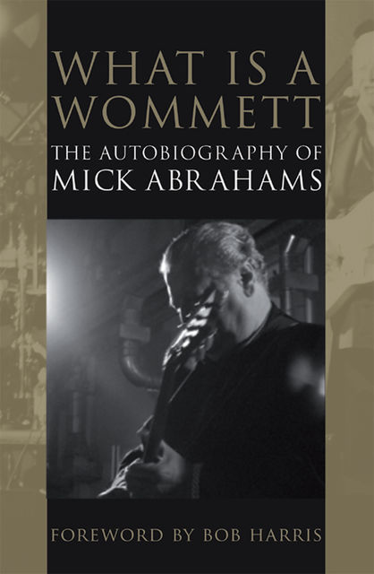 What is a Wommett?, Mick Abrahams