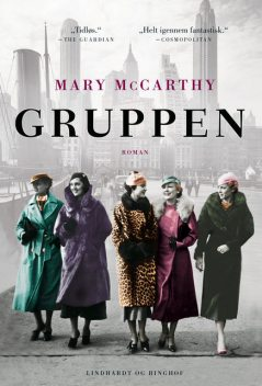 Gruppen, Mary McCarthy