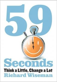 59 Seconds, Richard Wiseman