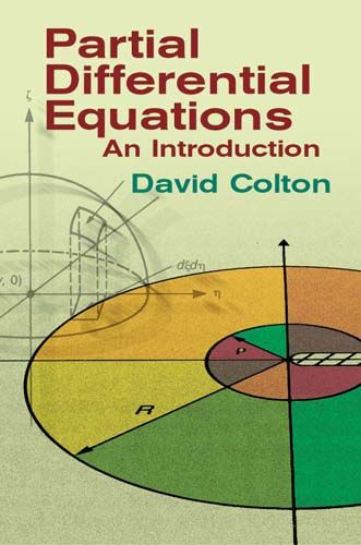 Partial Differential Equations, David Colton