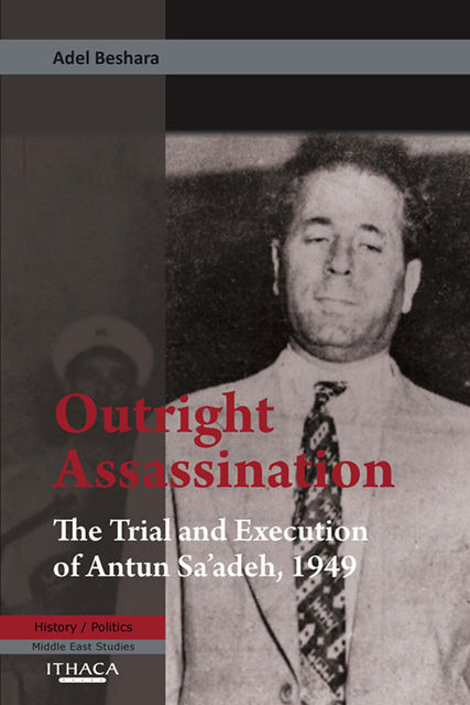 Outright Assassination, Adel Beshara
