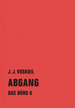Abgang, J.J. Voskuil