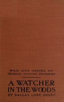 A Watcher in The Woods, Dallas Lore Sharp