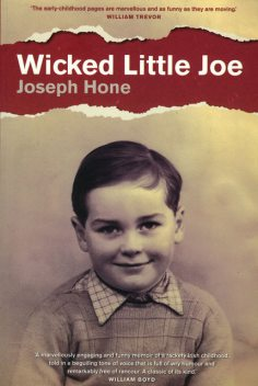 Wicked Little Joe, Joseph Hone