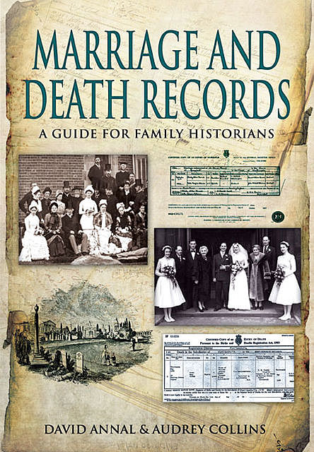 Birth, Marriage and Death Records, David Annal