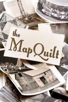 The Map Quilt, Lisa J Lickel