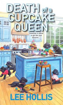 Death of a Cupcake Queen, Lee Hollis