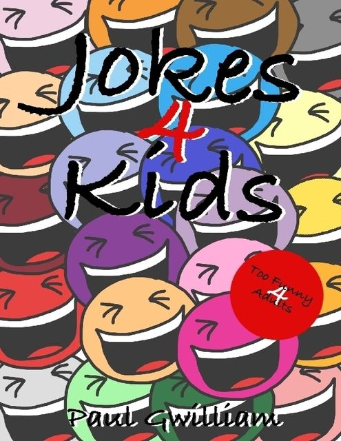 Jokes4Kids, Paul Gwilliam