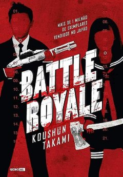Battle Royale, Koushun Takami