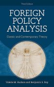 Foreign Policy Analysis, Valerie M. Hudson, Benjamin S. Day