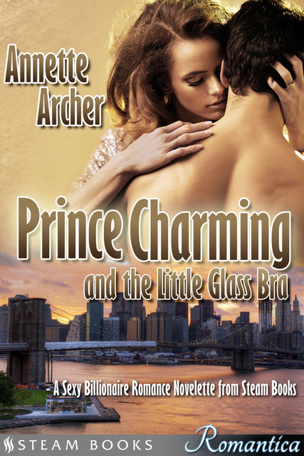 Prince Charming and the Little Glass Bra – A Sexy Billionaire Romance Novelette from Steam Books, Steam Books, Annette Archer