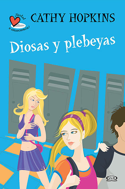 Diosas y plebeyas, Cathy Hopkins