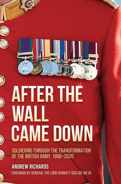 After the Wall Came Down, Andrew Richards