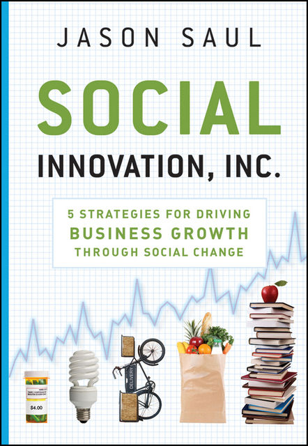 Social Innovation, Inc, Jason Saul