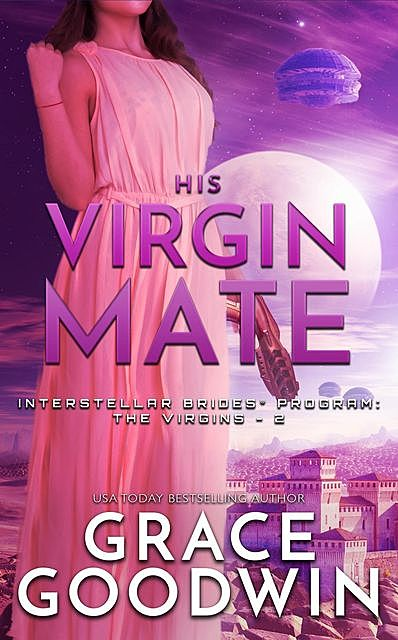 His Virgin Mate, Grace Goodwin