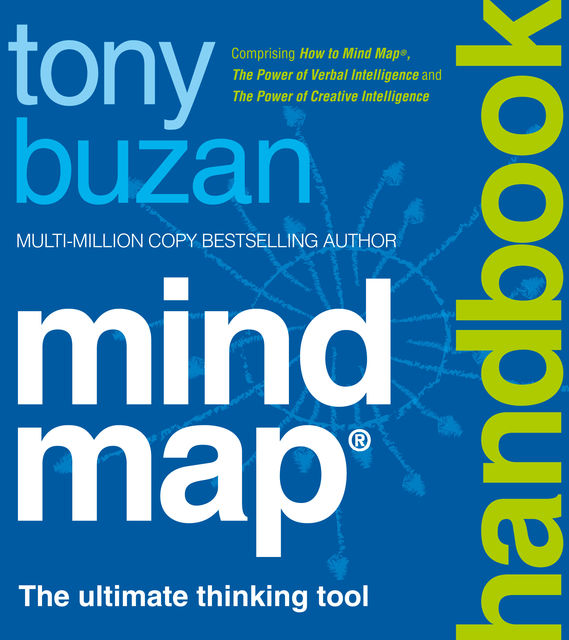 Mind Map Handbook, Tony Buzan