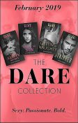 The Dare Collection February 2019, Nicola Marsh, Clare Connelly, J. Margot Critch, Avril Tremayne