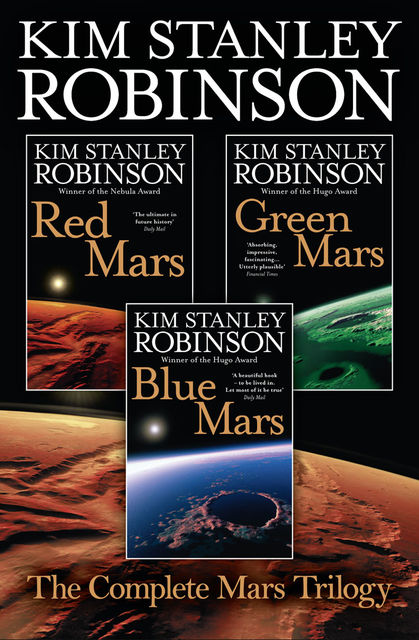 The Complete Mars Trilogy, Kim Stanley Robinson