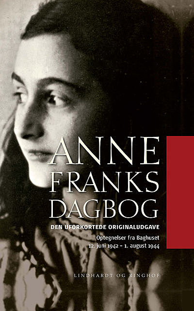 Anne Franks Dagbog, Anne Frank