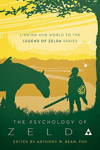 The Psychology of Zelda, Anthony M. Bean