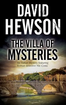 Villa of Mysteries, The, David Hewson