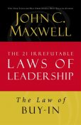 The Law of Buy-In, Maxwell John