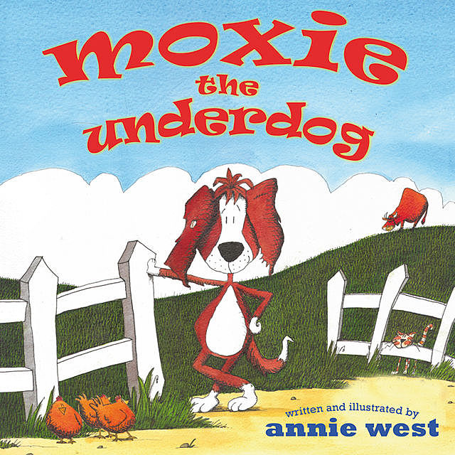Moxie The Underdog for Tablet Devices, Annie West