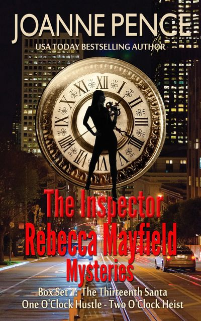 The Inspector Rebecca Mayfield Mysteries Box Set 1, Joanne Pence