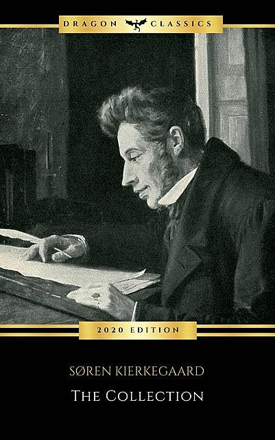 The Kierkegaard Collection, Søren Kierkegaard