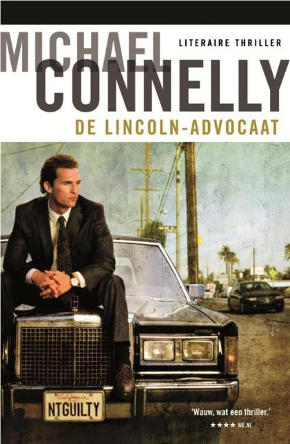 De Lincoln-advocaat, Michael Connelly