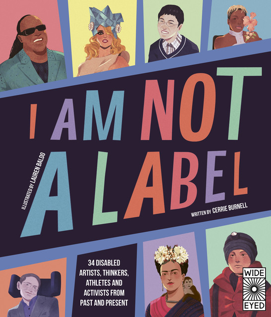 I Am Not a Label, Cerrie Burnell
