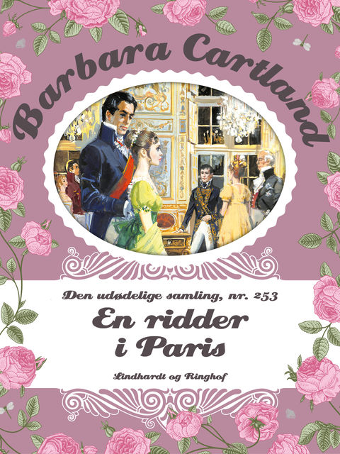 En ridder i Paris, Barbara Cartland