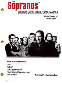 The Sopranos (SM): Selected Scripts from Three Seasons, David Chase