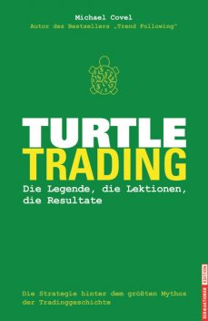 Turtle-Trading, Michael Covel